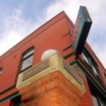 Bender's Tavern Corner of Court Ave